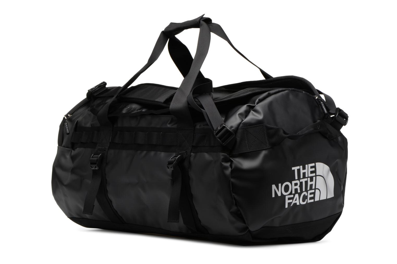 Sporttaschen The North Face BASE CAMP DUFFEL - M schwarz ansicht von rechts