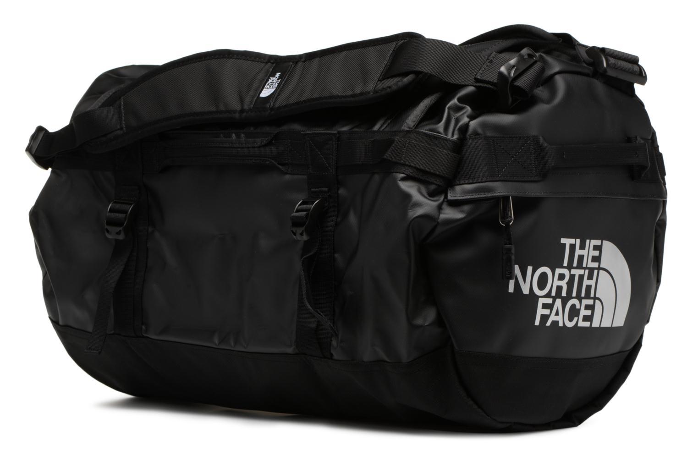 Sporttassen The North Face BASE CAMP DUFFEL - S Zwart model