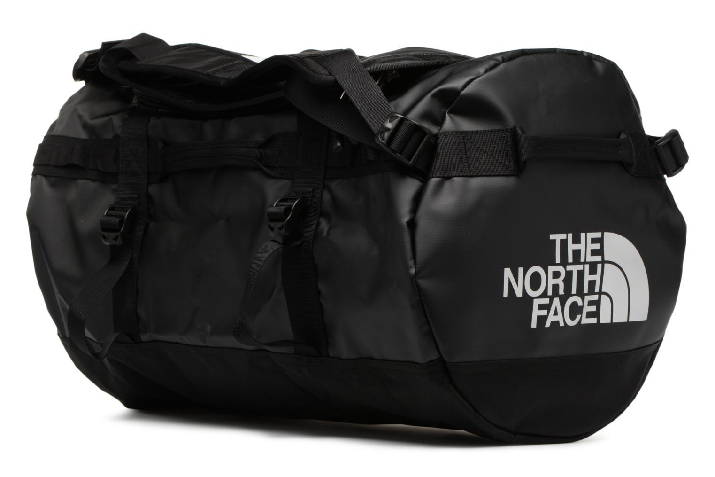 Sporttassen The North Face BASE CAMP DUFFEL - S Zwart rechts