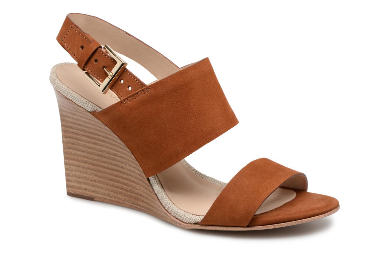 Zapatos promocionales COSMOPARIS JAKA/LIN (Marrón) - Sandalias   Zapatos casuales salvajes