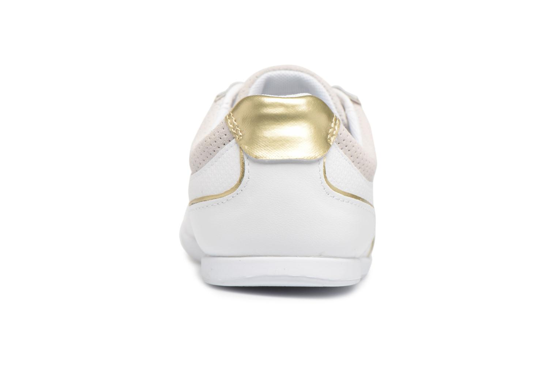 Baskets Lacoste REY U THROAT 118 1 Blanc vue droite