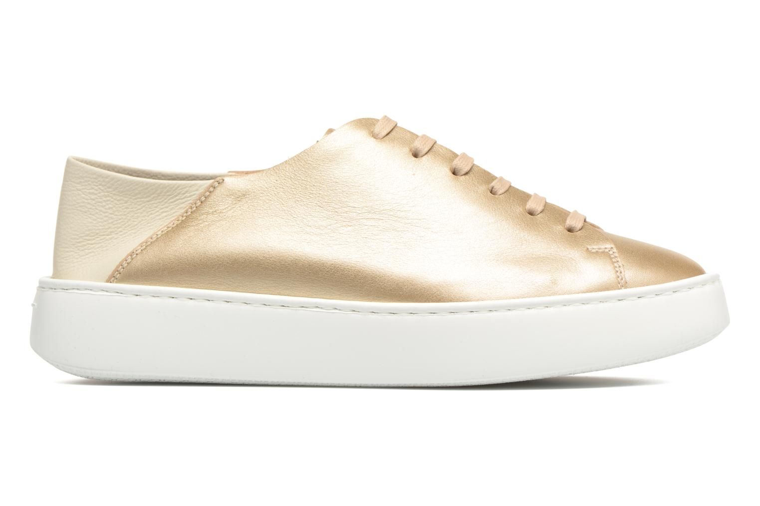 Trainers Fratelli Rossetti Vija Bronze and Gold back view