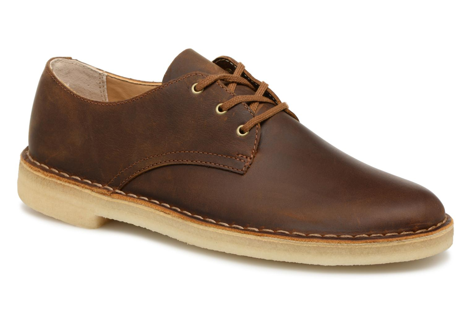 Clarks Originals DESERT - Chaussures à lacets marron vemyxz