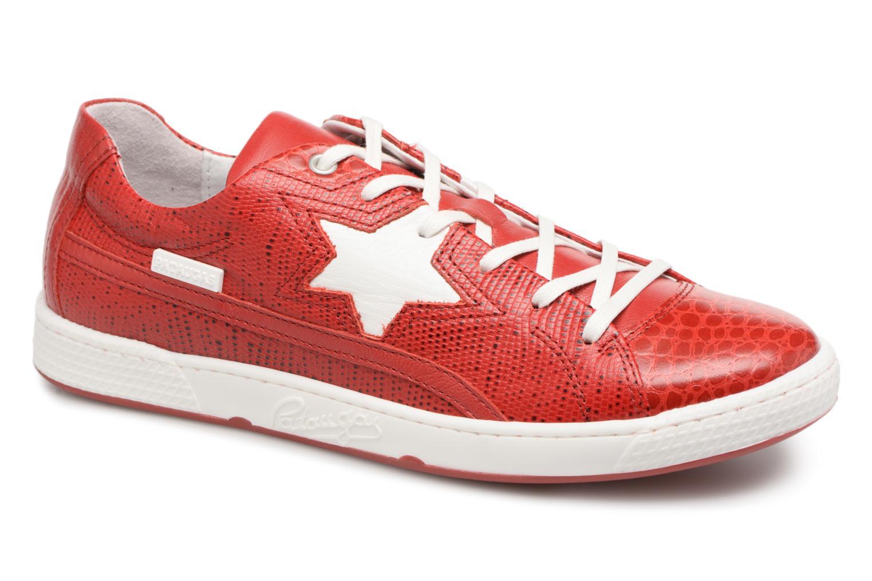 Pataugas - Damen - Joia/S - Sneaker - rot BMxXXQgYh7