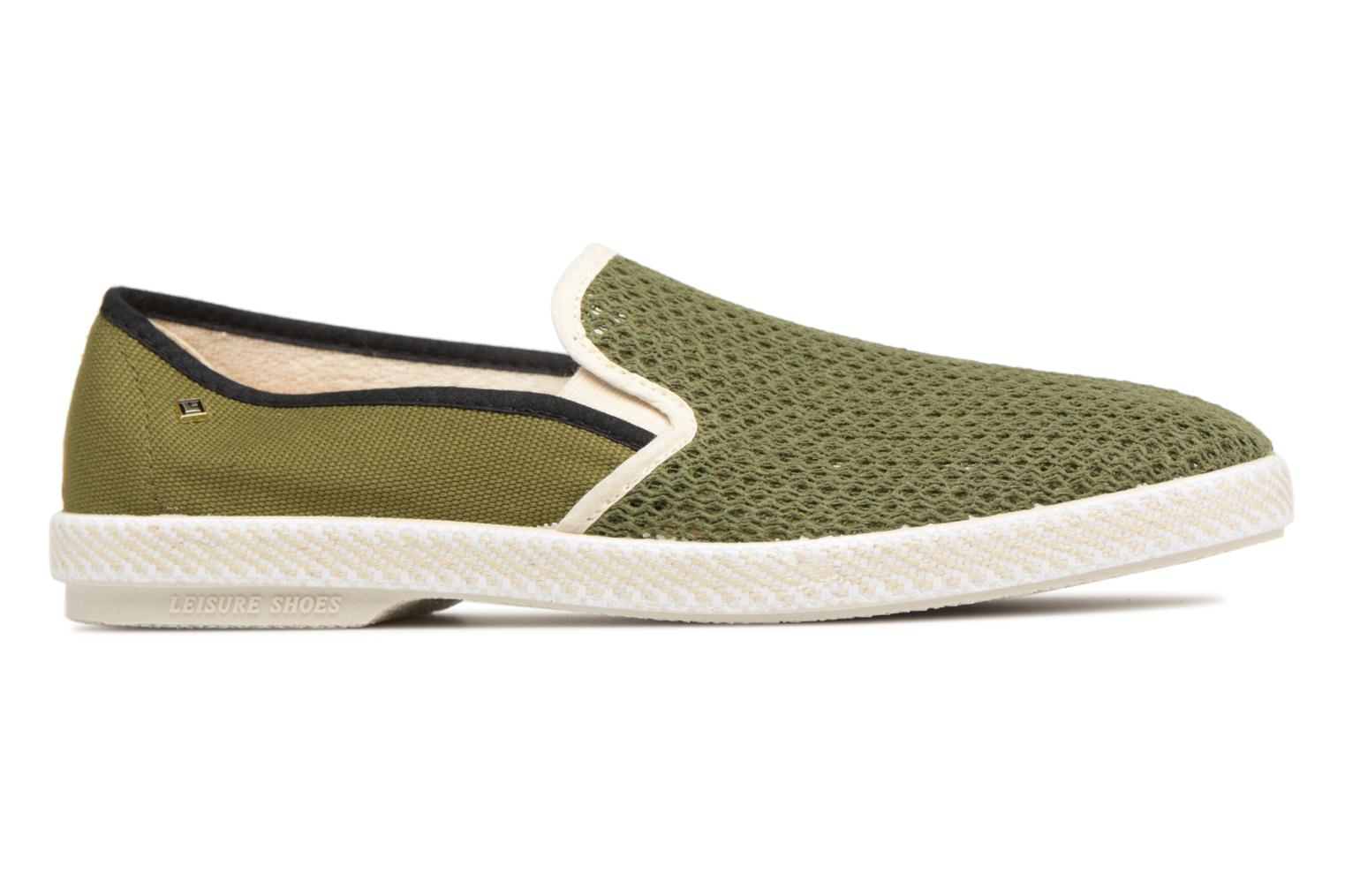 Loafers Rivieras Phocea Green back view