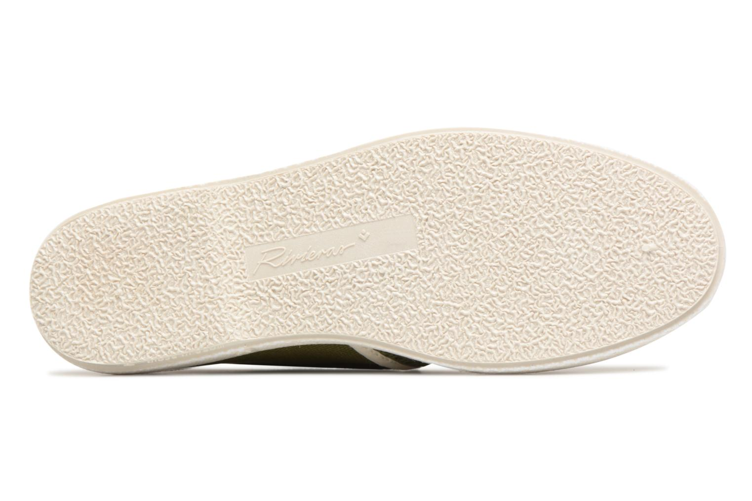 Loafers Rivieras Phocea Green view from above