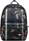 Light Nylon Backpack Camo