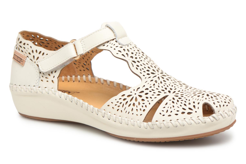Grandes descuentos últimos zapatos Pikolinos P. VALLARTA 655 / 1574 nata (Blanco) - Bailarinas Descuento