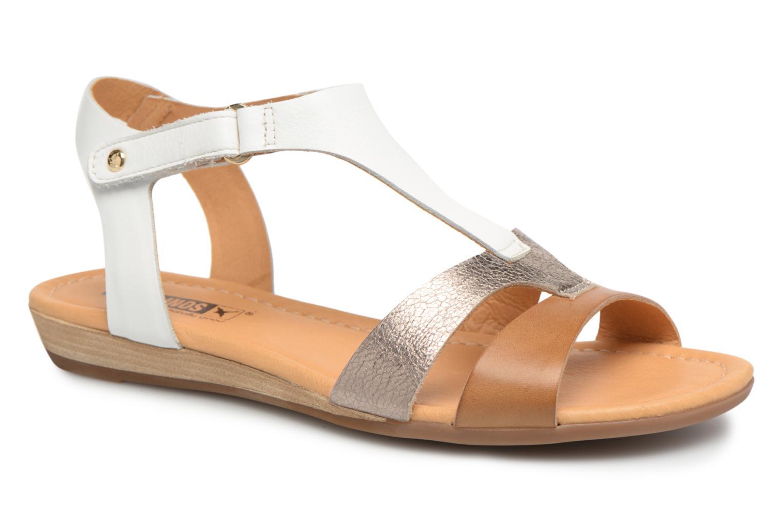 Zapatos promocionales Pikolinos ALCUDIA 816 / 0752C1 ivory (Blanco) - Sandalias   Zapatos de mujer baratos zapatos de mujer