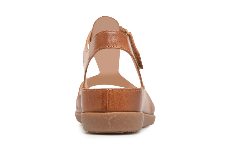 Sandales et nu-pieds Pikolinos CADAQUES W8K / 0578 brandy Marron vue droite