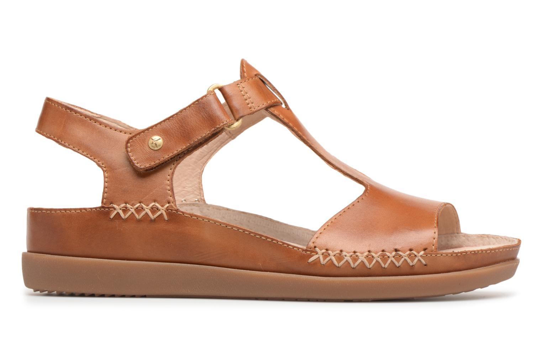 Sandales et nu-pieds Pikolinos CADAQUES W8K / 0578 brandy Marron vue derrière