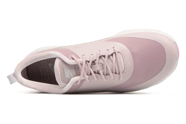 Sneaker Nike Wmns Nike Air Max Thea Lx rosa ansicht von links