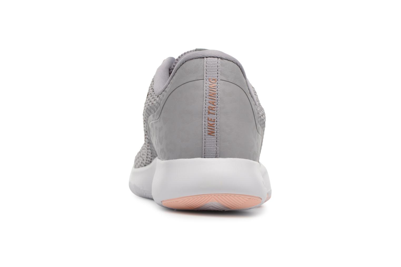 Sportschuhe Nike W Nike Flex Trainer 7 Print weiß ansicht von rechts