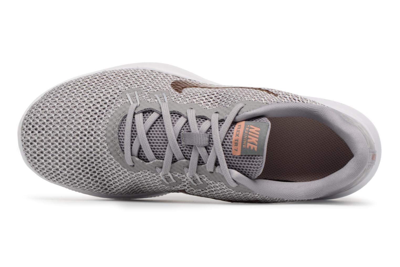 Chaussures de sport Nike W Nike Flex Trainer 7 Print Blanc vue gauche