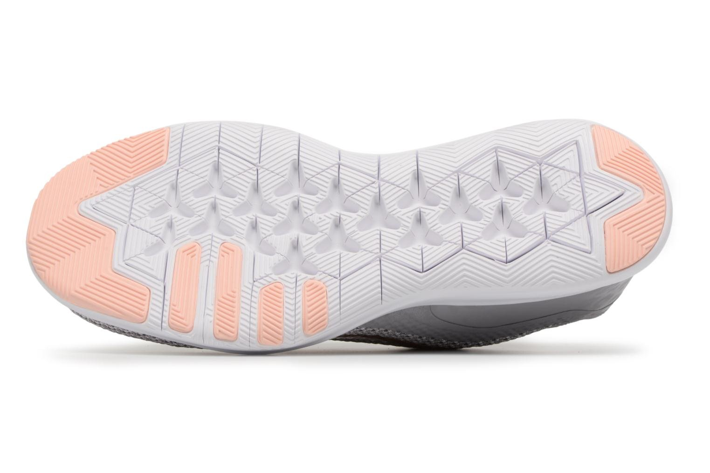 Chaussures de sport Nike W Nike Flex Trainer 7 Print Blanc vue haut