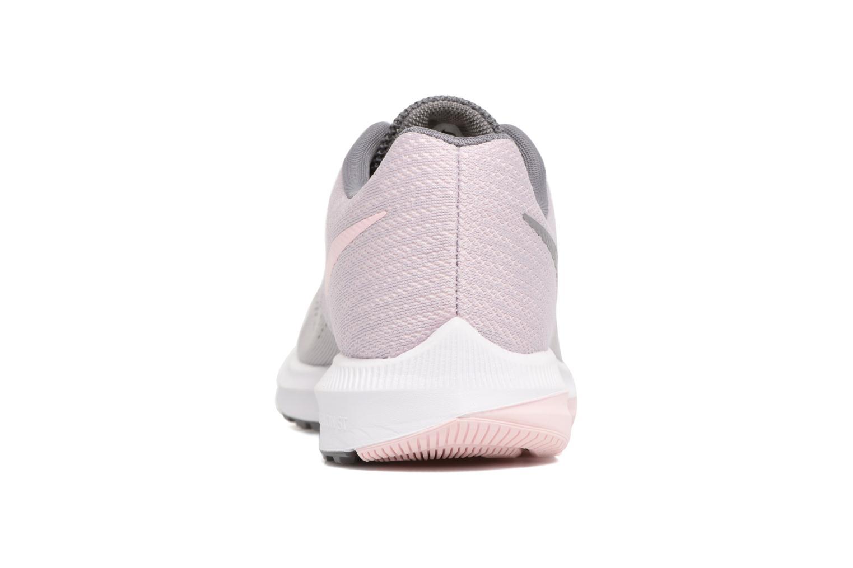Chaussures de sport Nike Wmns Nike Zoom Winflo 4 Gris vue droite