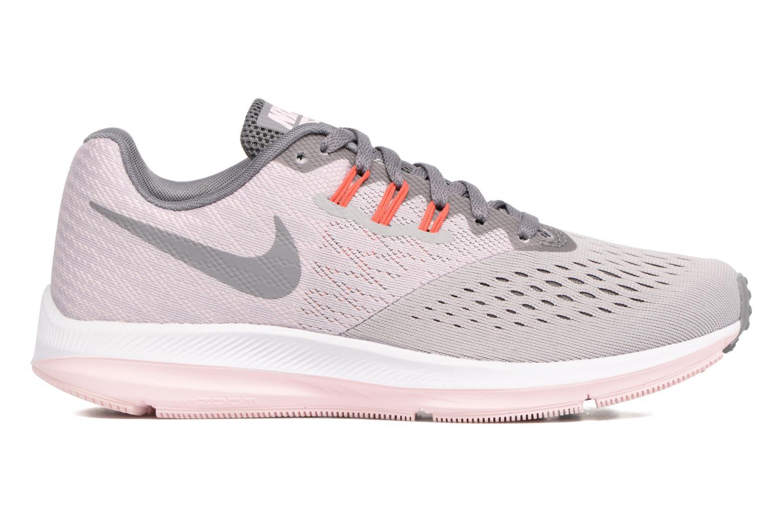 Chaussures de sport Nike Wmns Nike Zoom Winflo 4 Gris vue derrière