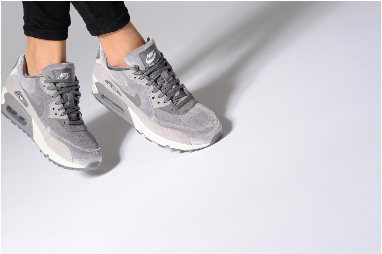 Sneakers Nike Wmns Air Max 90 Lx Grijs onder