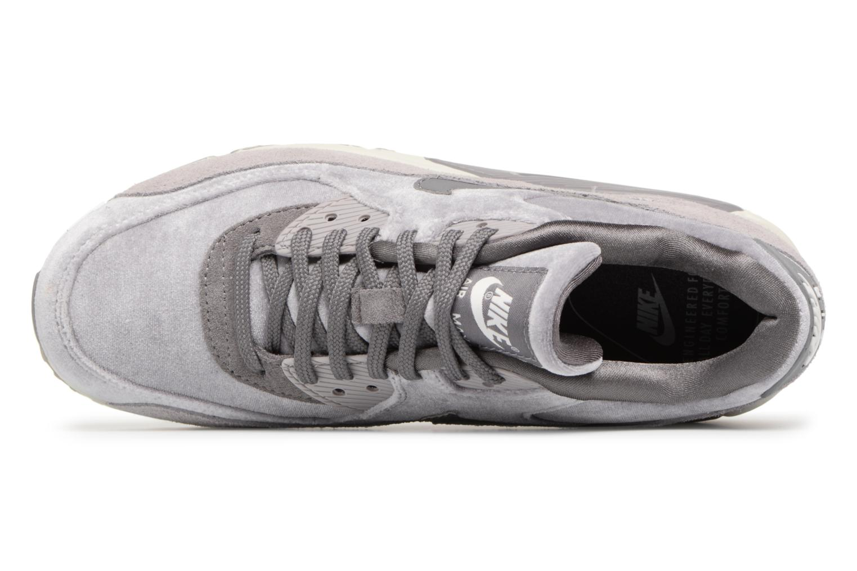 Sneakers Nike Wmns Air Max 90 Lx Grijs links