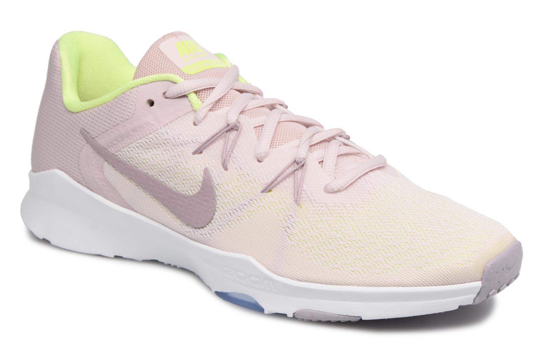 Sportschuhe Nike W Nike Zoom Condition Tr 2 rosa detaillierte ansicht/modell