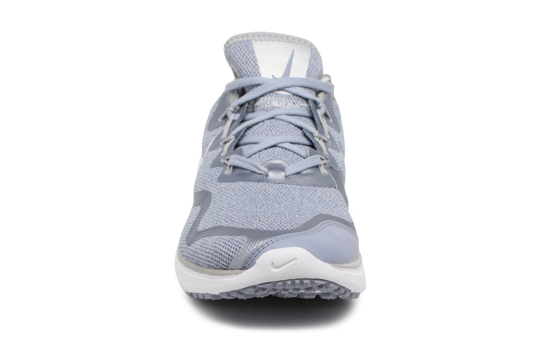 Chaussures de sport Nike Wmns Nike Air Max Fury Bleu vue portées chaussures