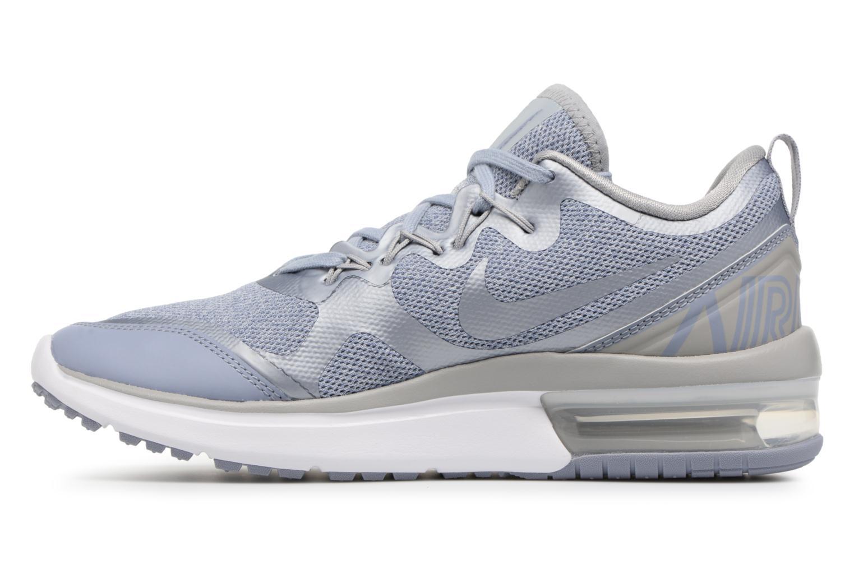 Chaussures de sport Nike Wmns Nike Air Max Fury Bleu vue face