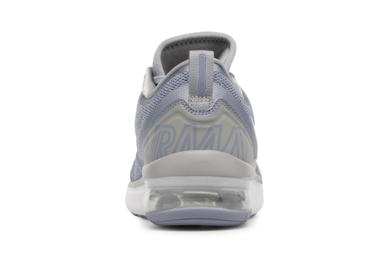 Chaussures de sport Nike Wmns Nike Air Max Fury Bleu vue droite