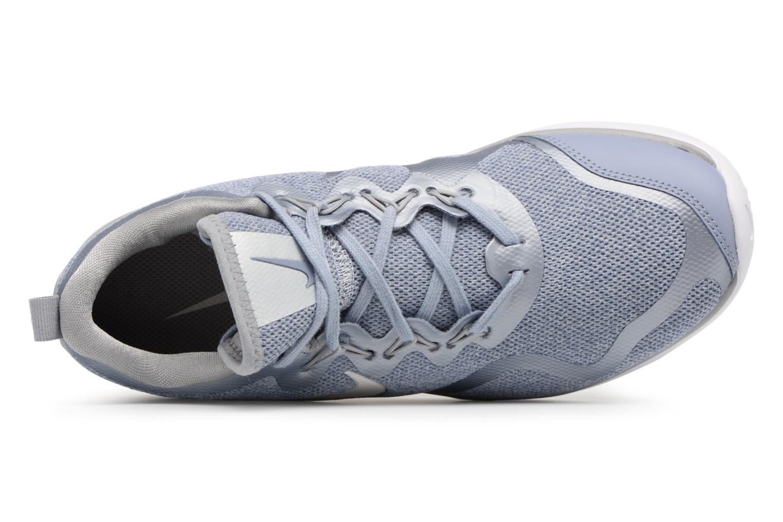 Chaussures de sport Nike Wmns Nike Air Max Fury Bleu vue gauche