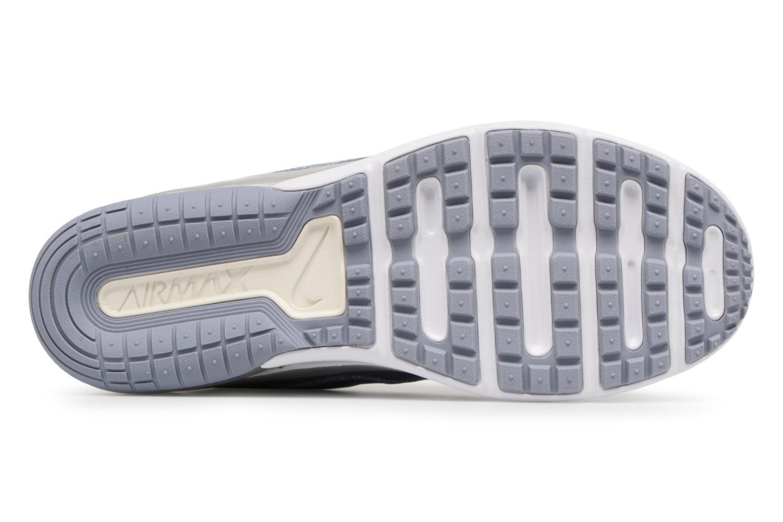 Chaussures de sport Nike Wmns Nike Air Max Fury Bleu vue haut