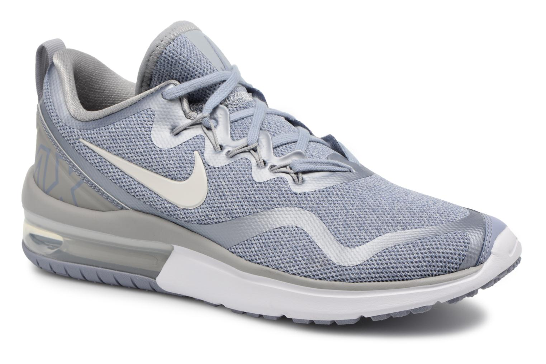 Chaussures de sport Nike Wmns Nike Air Max Fury Bleu vue détail/paire