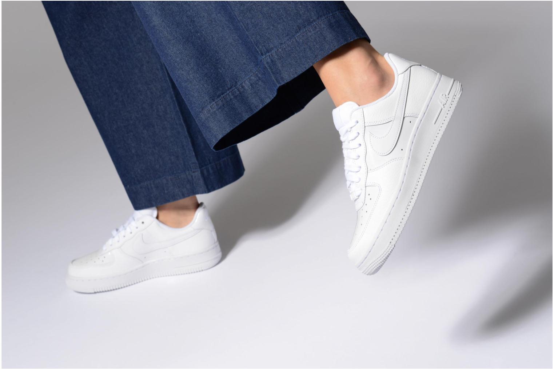 Sneakers Nike Women Air Force 1 '07 Wit onder