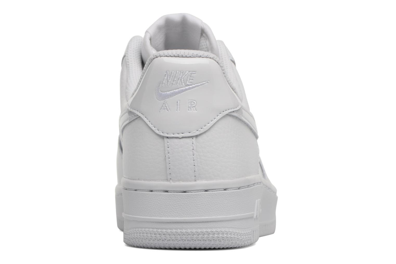 Sneakers Nike Women Air Force 1 '07 Wit rechts