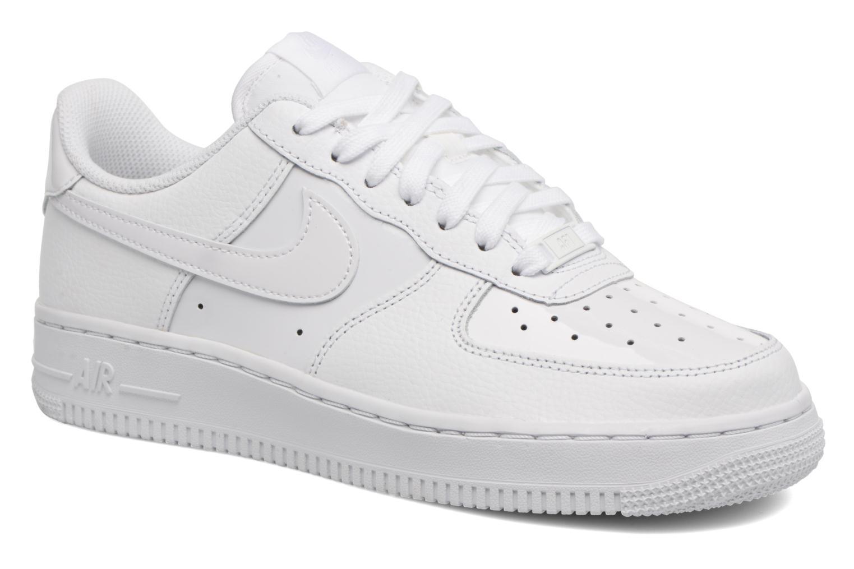 Sneakers Nike Women Air Force 1 '07 Wit detail