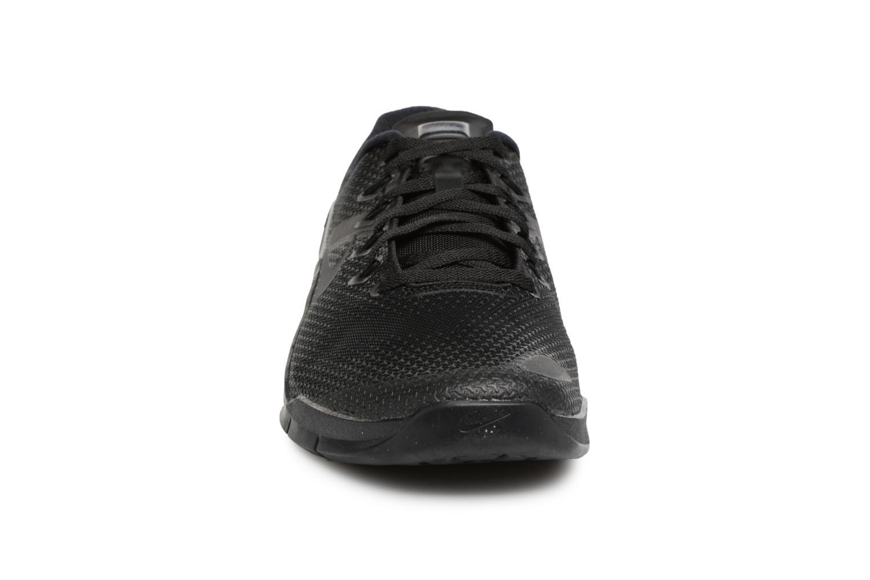 Chaussures de sport Nike Nike Metcon 4 Noir vue portées chaussures