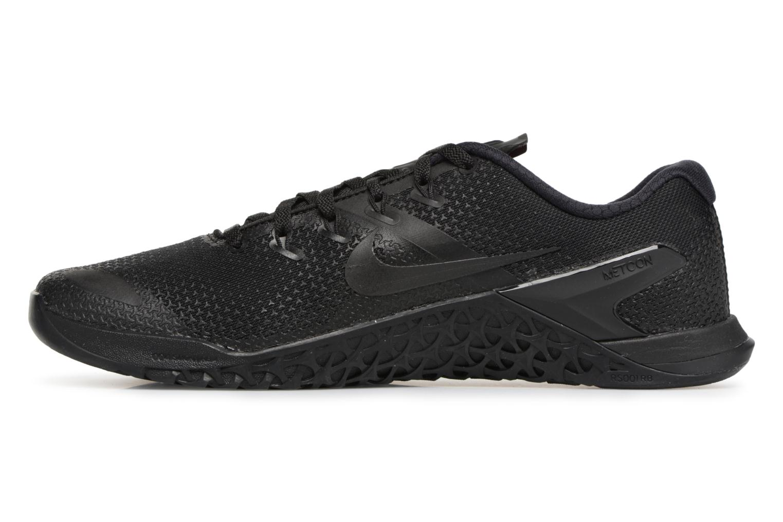 Chaussures de sport Nike Nike Metcon 4 Noir vue face