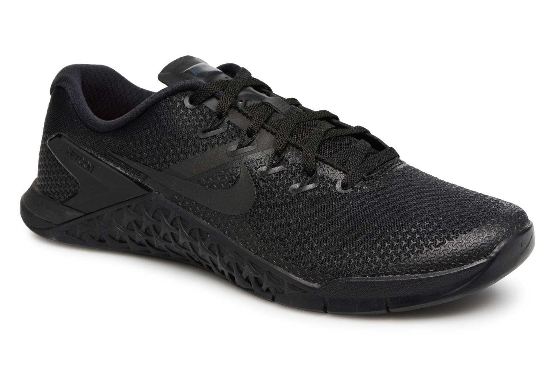 Chaussures de sport Nike Nike Metcon 4 Noir vue détail/paire