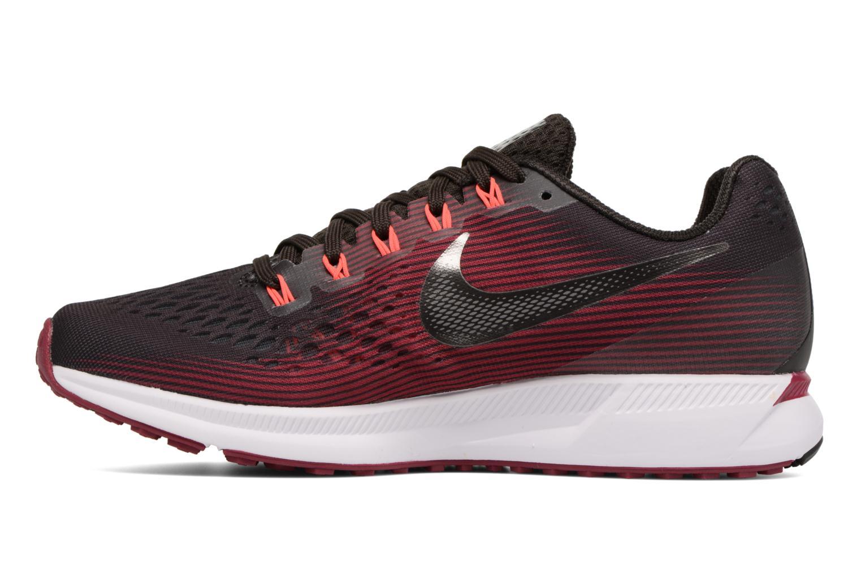 Chaussures de sport Nike W Nike Air Zoom Pegasus 34 Gem Marron vue face