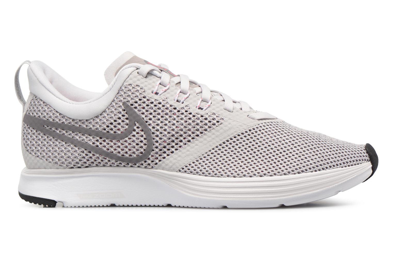 Chaussures de sport Nike Wmns Nike Zoom Strike Gris vue derrière