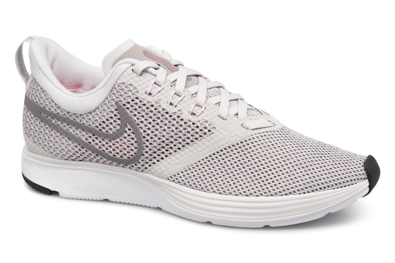Grandes descuentos últimos zapatos Nike Wmns Nike Zoom Strike (Gris) - Zapatillas de deporte Descuento