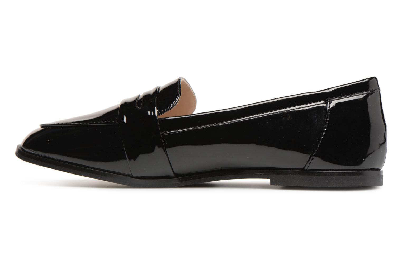 Mocassins I Love Shoes Bepola Noir vue face