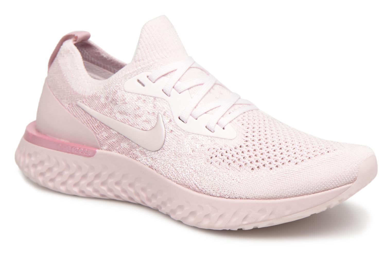 Grandes descuentos últimos zapatos Nike Wmns Nike Epic React Flyknit (Rosa) - Zapatillas de deporte Descuento