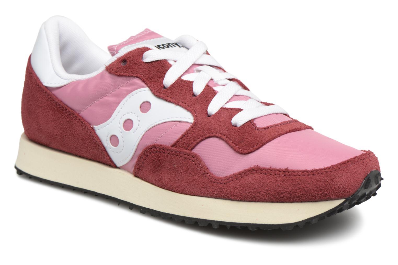 Zapatos promocionales Saucony Dxn trainer  Vintage (Vino) - Deportivas   Los últimos zapatos de descuento para hombres y mujeres