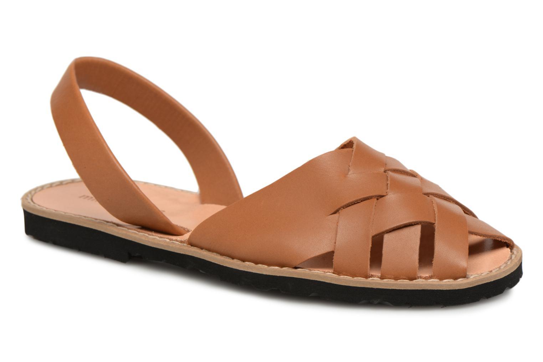 ZapatosMINORQUINES Avarca Compostelle (Marrón) - Sandalias   Los últimos hombres zapatos de descuento para hombres últimos y mujeres 77ffba
