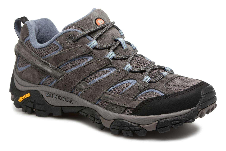 ZapatosMerrell  Moab 2 Vent (Gris) - Zapatillas de deporte  ZapatosMerrell  Zapatos casuales salvajes ed4b2a