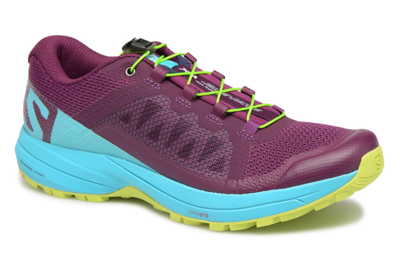 Salomon Xa Elevate W (Multicolore) - Chaussures de sport chez Sarenza (318967)