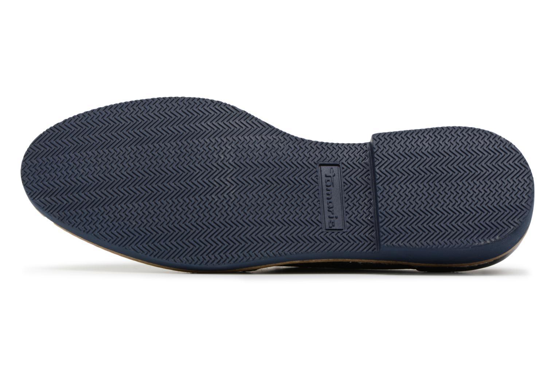 Chaussures à lacets Tamaris Girofle Bleu vue haut