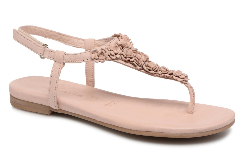 Tamaris Balsamite (Rose) - Sandales et nu-pieds chez Sarenza (319069)