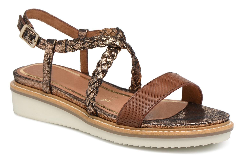 Zapatos promocionales Tamaris Armoise (Marrón) - Sandalias   Zapatos casuales salvajes