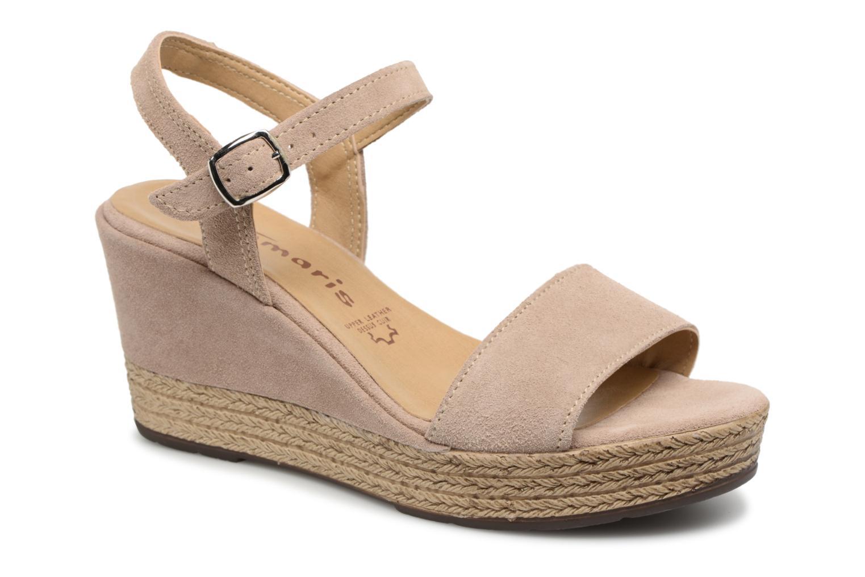 Zapatos promocionales Tamaris Chélidoine (Beige) - Alpargatas   Los últimos zapatos de descuento para hombres y mujeres