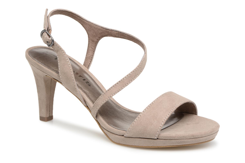 Grandes descuentos últimos zapatos Tamaris Surelle (Gris) - Sandalias Descuento